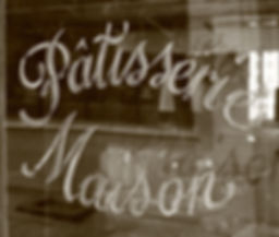 Patisserie Maison, French pastry shop
