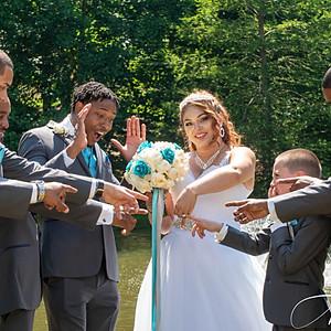 Elijah & Priscilla's Wedding