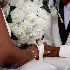Justin & Ahriel's Wedding