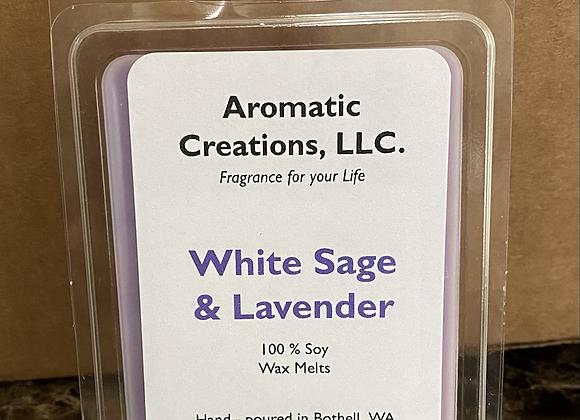 White Sage & Lavender