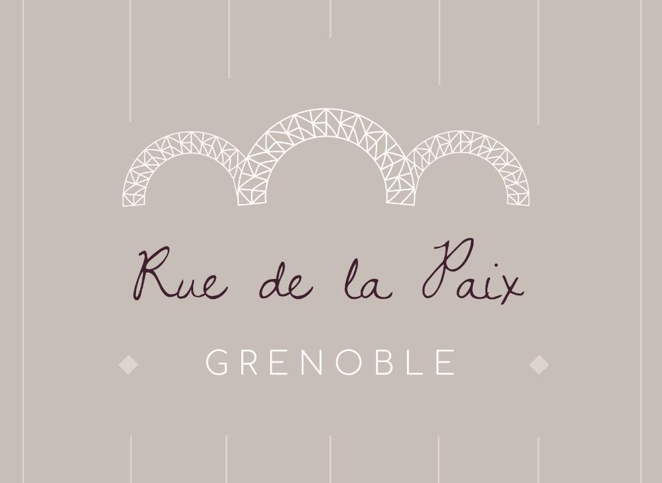Logo rue de la Paix