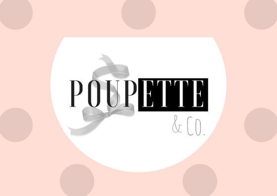 Logo poupette and co hérault