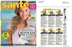 Lima & Danival / Santé Magazine