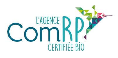 Com RP l'agence de presse certifiée Bio, ogo