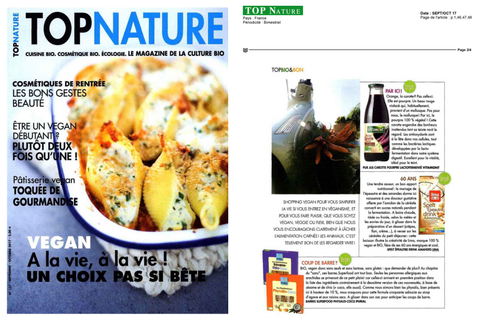 Lima - Boisson Vegan / Top Nature