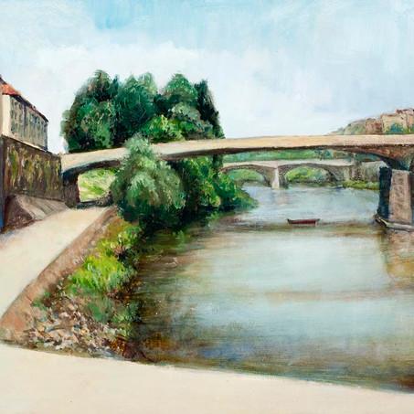 2 bridges (ponte nuovo)