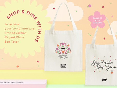 Tote bag GIFT WITH PURCHASE 🛍
