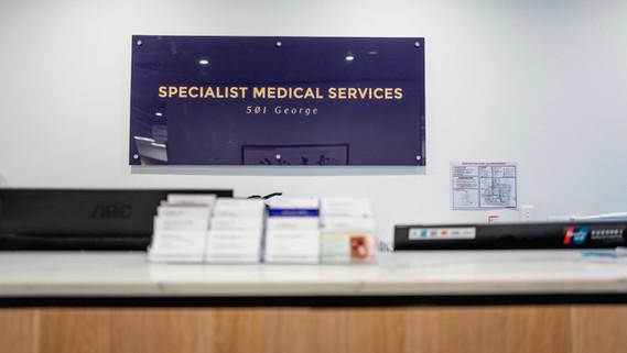 Specialist Medicial Services