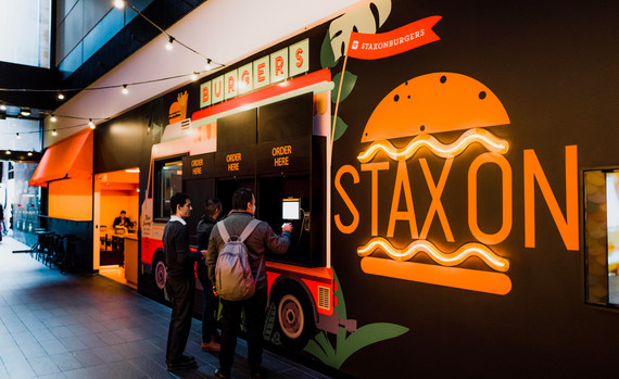 Stax On Burgers