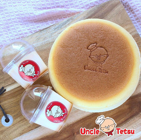 Uncle Tetsu Cheesecake