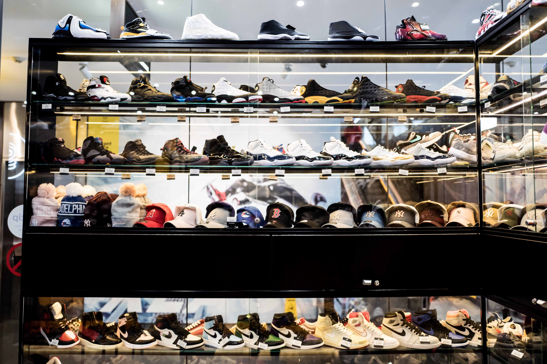 Solemate Sneakers | Regent Place Shopping Centre | Australia