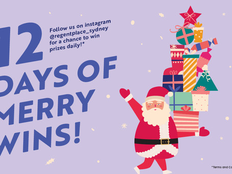 12 days of Merry Wins!