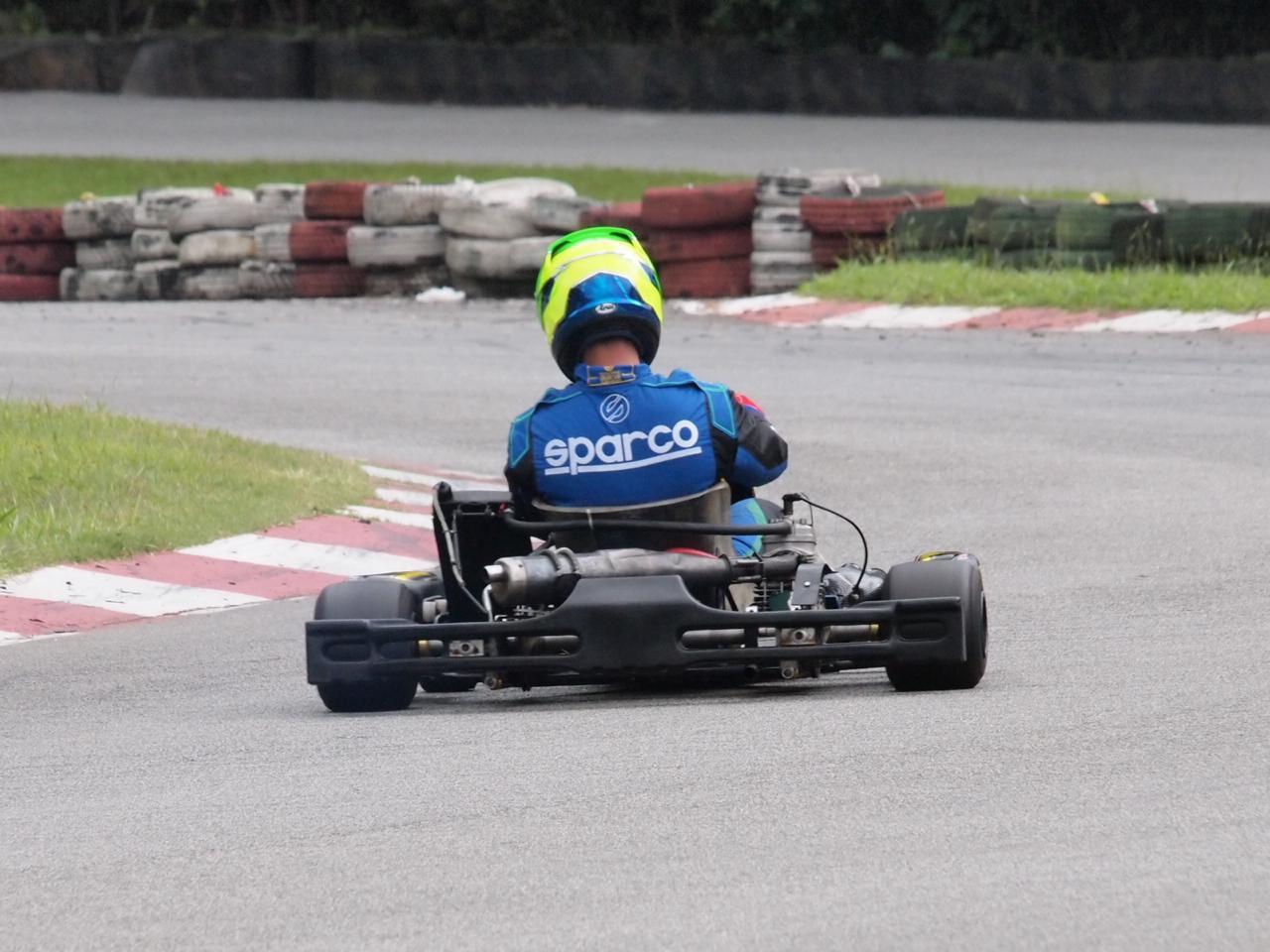 Piloto de Kart