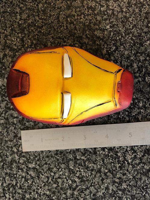 Ironman Helmet Cake Topper