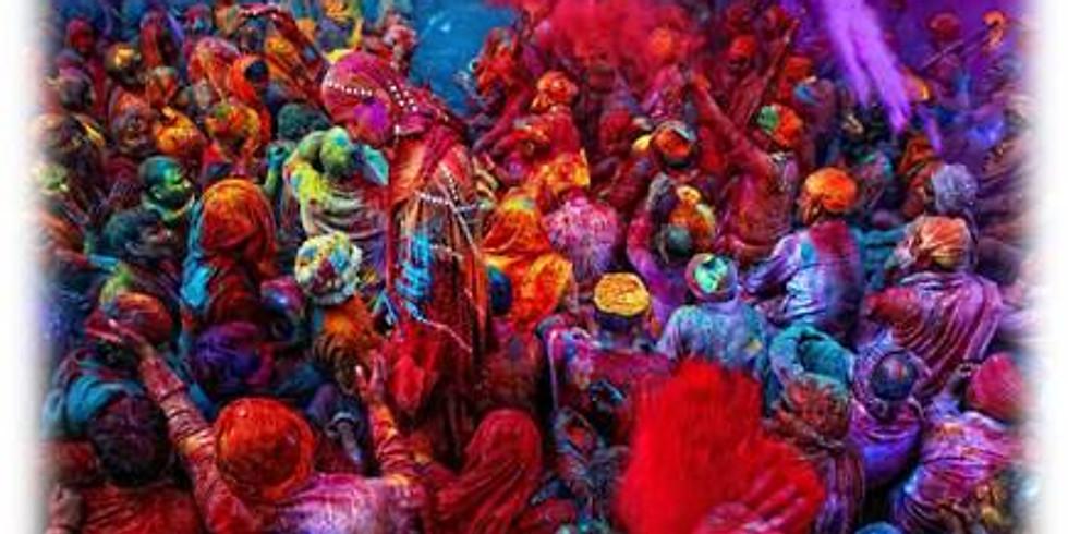 IAL Holi 2019 Celebrations Starts