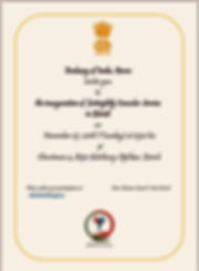 Invitation_Inauguration of fortnightly C