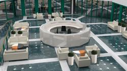 Дизайн интерьера офисного центра