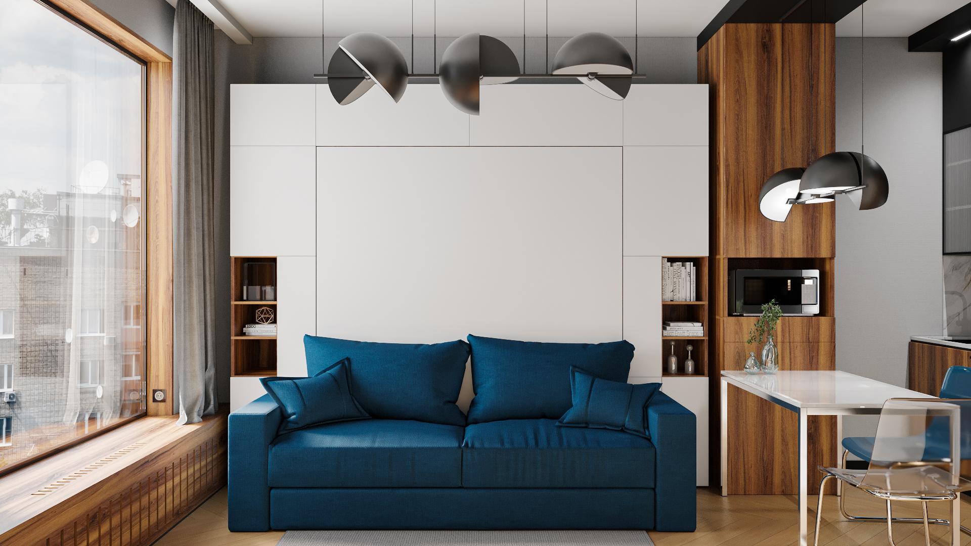 дизайн мебель трансформер