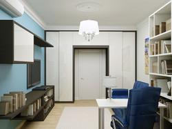 Современный интерьер кабинета