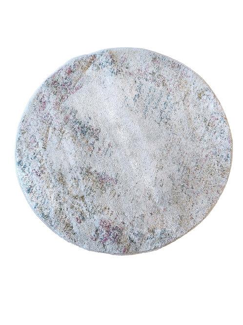 שטיח אבסטרקט עגול 38