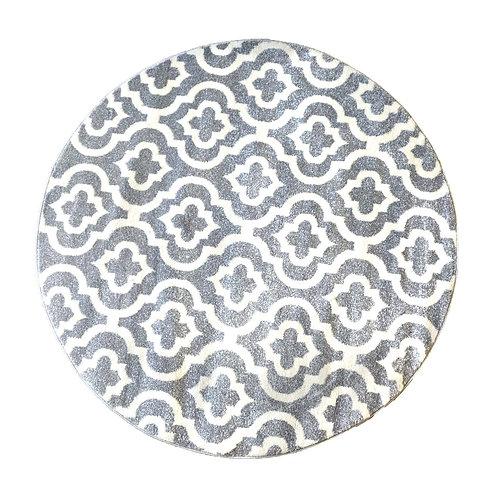 שטיח גאומטרי עגול 40