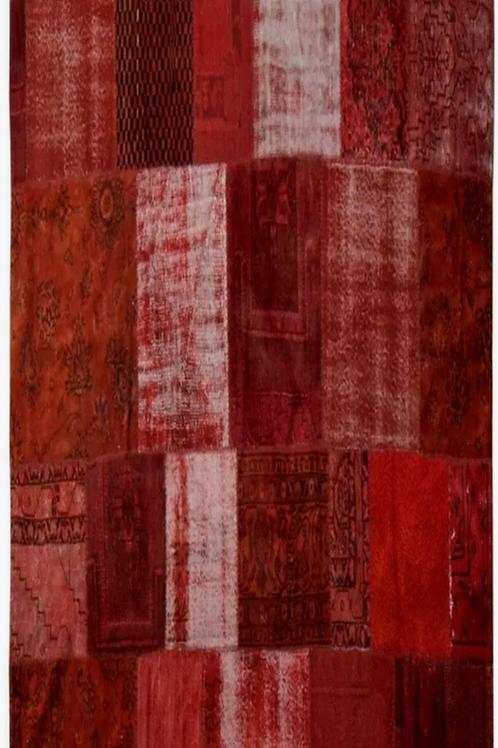שטיח טלאים בעבודת יד 04