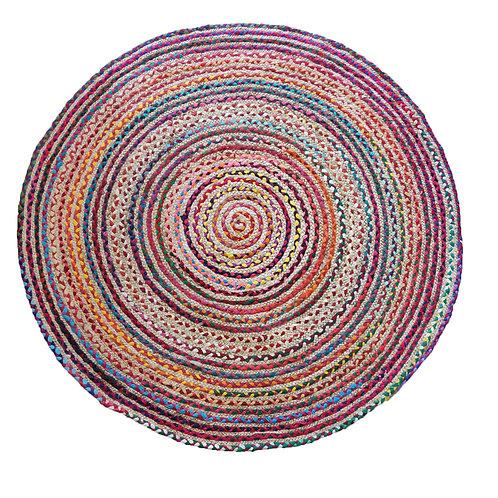 שטיח חבל עגול 11