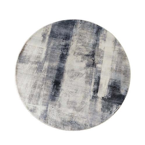 שטיח אבסטרקט עגול 46