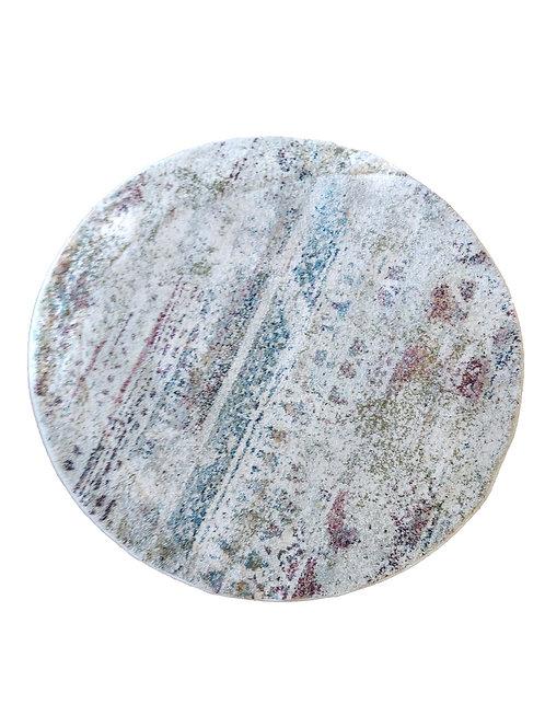 שטיח אבסטרקט עגול 06