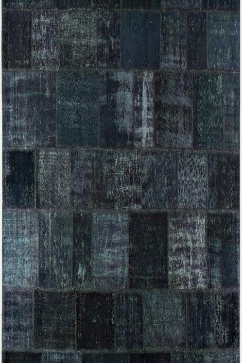 שטיח טלאים בעבודת יד 05