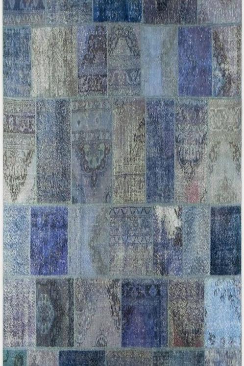 שטיח טלאים בעבודת יד 01