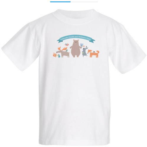 Nebraska Health and Wellness Clinic (Kids T-Shirt)