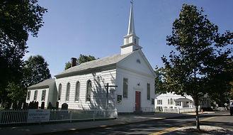 Presbyterian Church at Shrewsbury - Shre