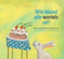 Cover 'Wie blaast alle wortels uit'
