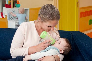 2Samen behoudt babygroepen