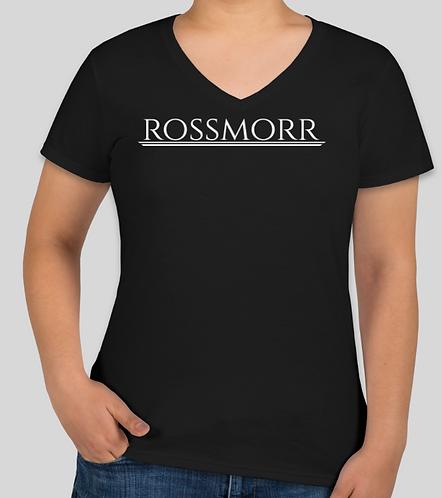 ROSSMORR Anvil Jersey V-Neck