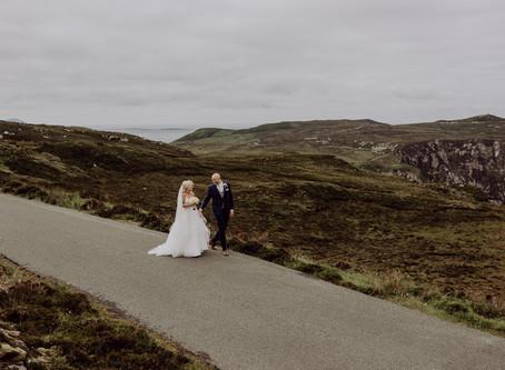 Shandon Hotel Wedding || Tessa & Rob