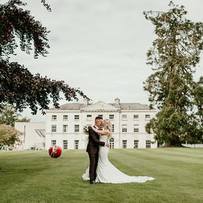 Farnham Estate Wedding    Joanna & Gareth