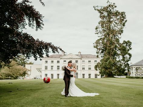 Farnham Estate Wedding || Joanna & Gareth