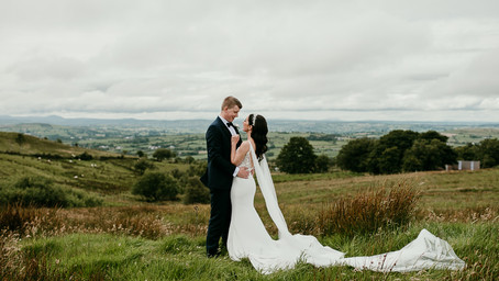 Marquee Wedding in Northern Ireland ||     Abii & Adam