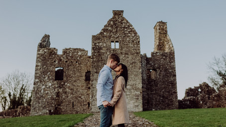 Lough Erne Engagement Session