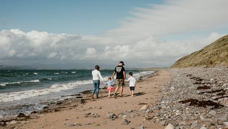 Doherty's || Family Photography in Donegal
