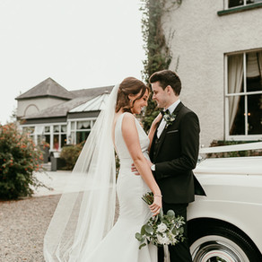 Corick House Hotel Wedding    Caitriona & Jamie