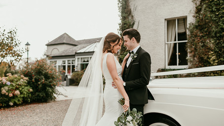 Corick House Hotel Wedding || Caitriona & Jamie