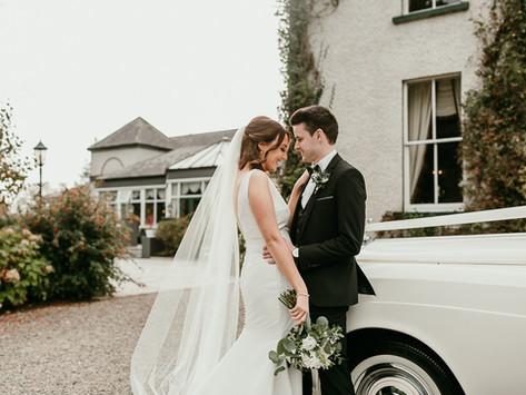 Corick House Hotel Wedding || Caitriona & Jamie