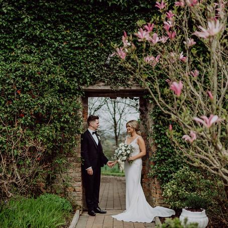 Corick House Hotel Wedding || S & R