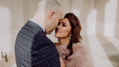 Relaxed Enniskillen Wedding || Siona & Christopher