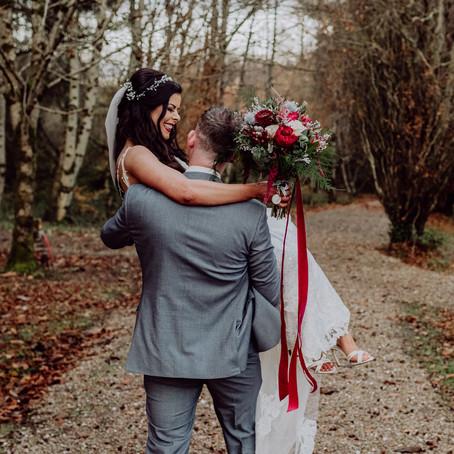 Villa Rose Hotel Wedding || Denise & PJ