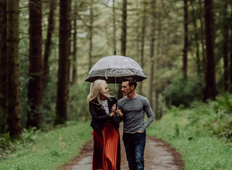 Gortin Glens Couples Session