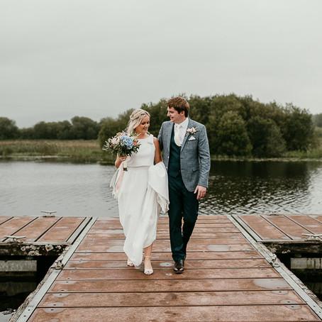 Beautiful Marquee Wedding in Ireland    Aisling & Paul